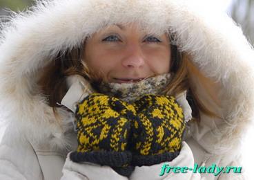 Уход за кожей лица осенью, зимой и весной