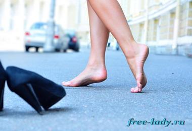 Секрет легкой походки, или Как ухаживать за любимыми ножками