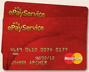 долларовая карта epayservice