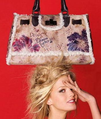 Модная сумка Desigual 2012