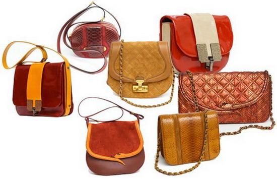 Модные сумочки Marc Jacobs осень-зима 2011-2012