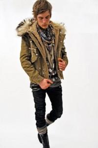 Мужские куртки 2012-1
