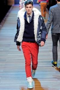 Мужские куртки 2012-2