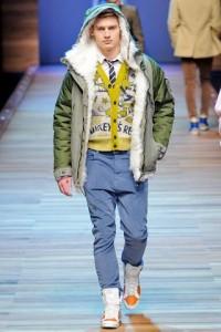 Мужские куртки 2012-3