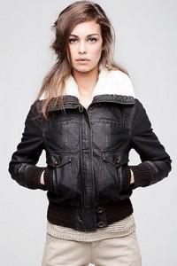 Женская куртка летчика (авиатора) 2012-4