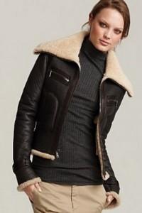 Женская куртка летчика (авиатора) 2012-5