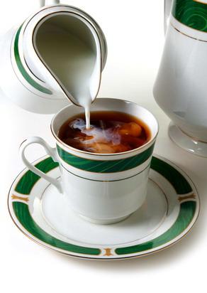 Чай с молоком как средство сбросить вес