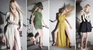 Платья на выпускной 2012 от Lanvin Resort