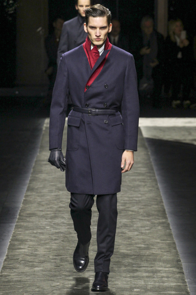 Мужская мода осень-зима 2016 Brioni