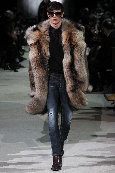Мужская мода осень-зима 2016 Dsquared