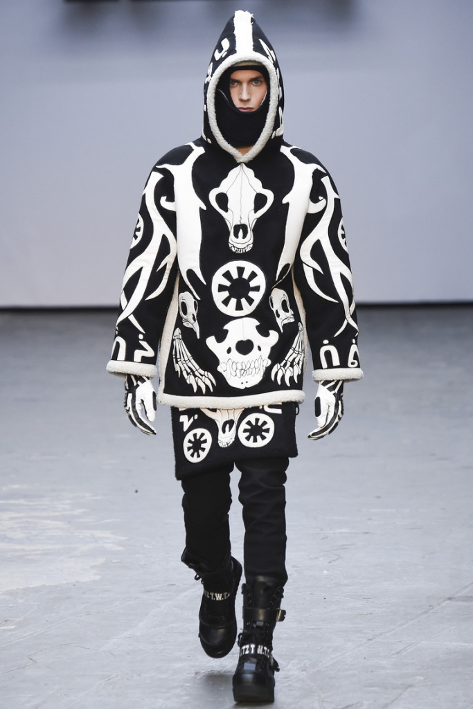 Мужская мода осень-зима 2016 KTZ