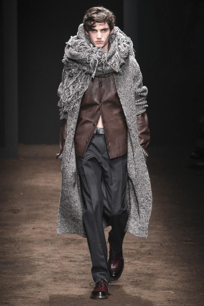 Мужская мода осень-зима 2016 Salvatore Ferragamo