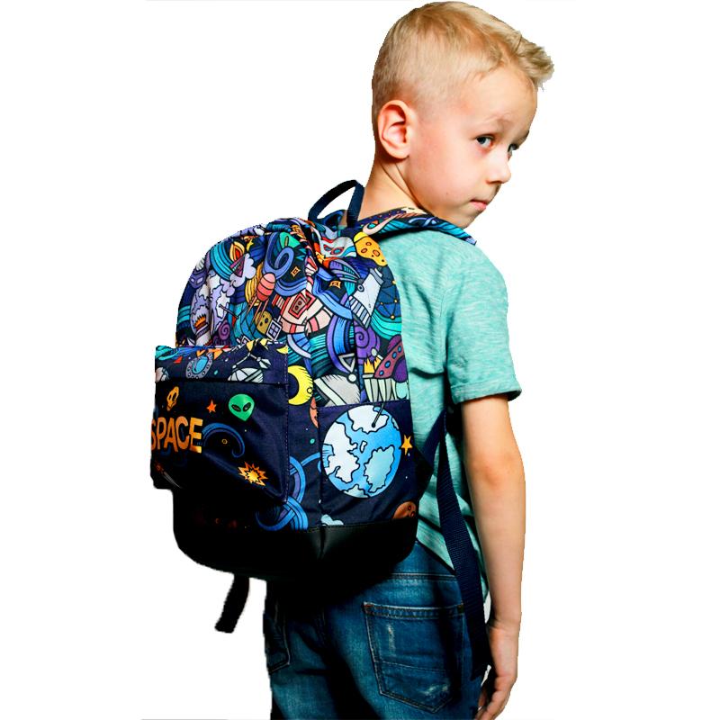 Рюкзачок дошкольника - какой он должен быть